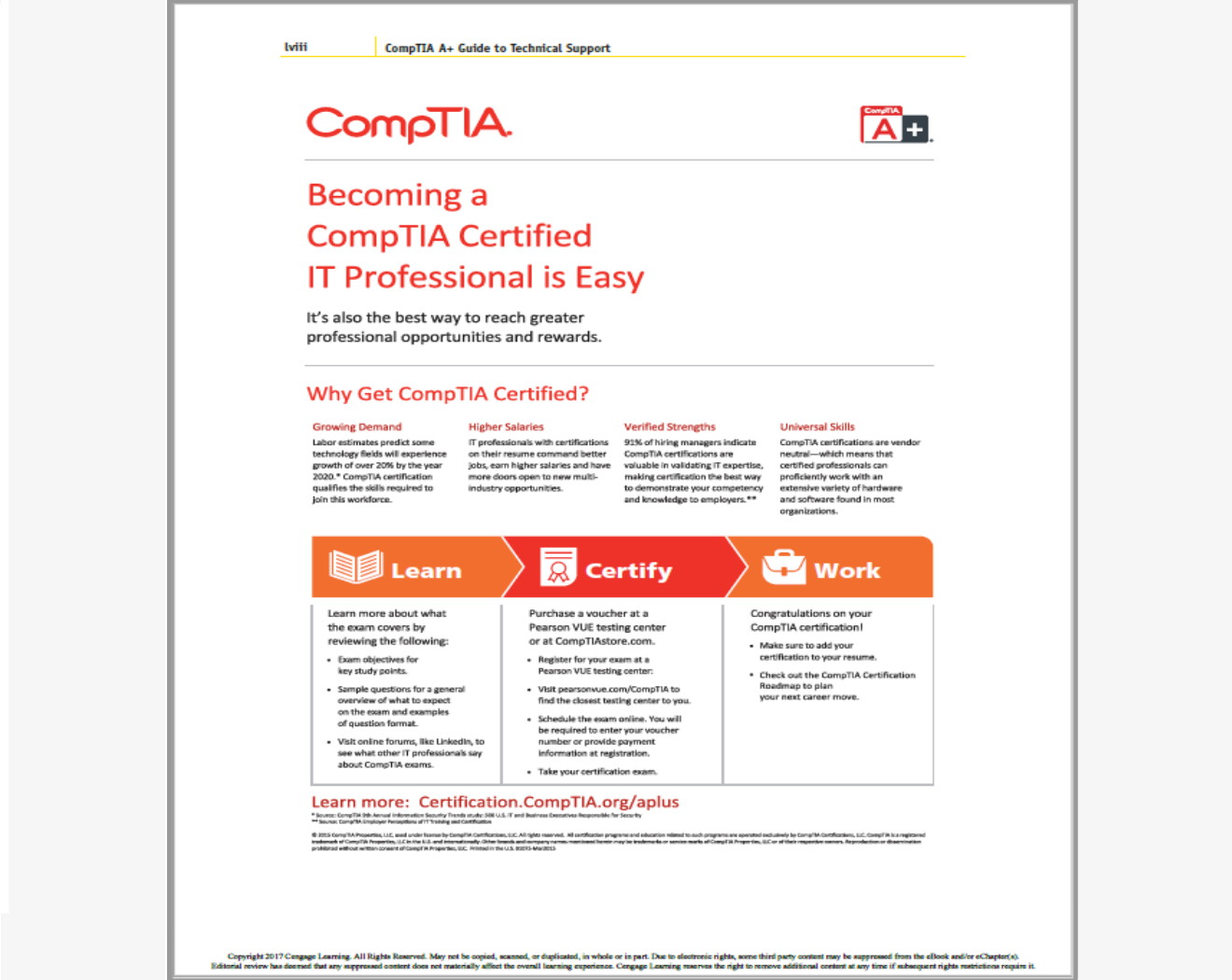 Comptia A Guide To It Tech Support 9th Edition Voucherplex